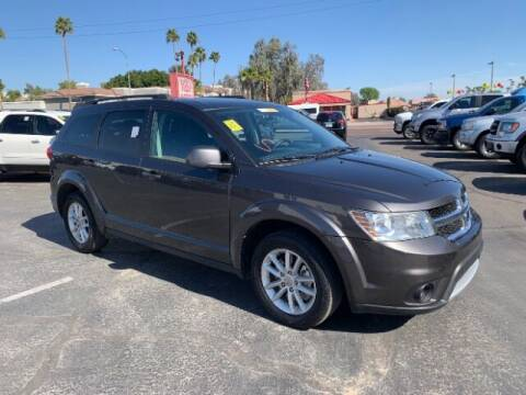 2017 Dodge Journey for sale at Brown & Brown Wholesale in Mesa AZ