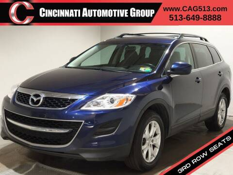 2012 Mazda CX-9 for sale at Cincinnati Automotive Group in Lebanon OH