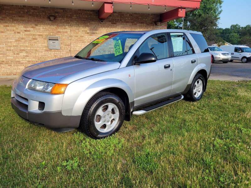 2003 Saturn Vue for sale at Murdock Used Cars in Niles MI