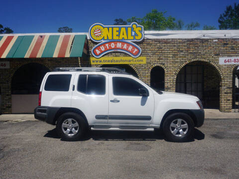2013 Nissan Xterra for sale at Oneal's Automart LLC in Slidell LA