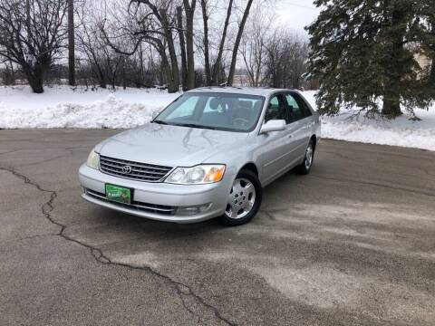 2004 Toyota Avalon for sale at 5K Autos LLC in Roselle IL