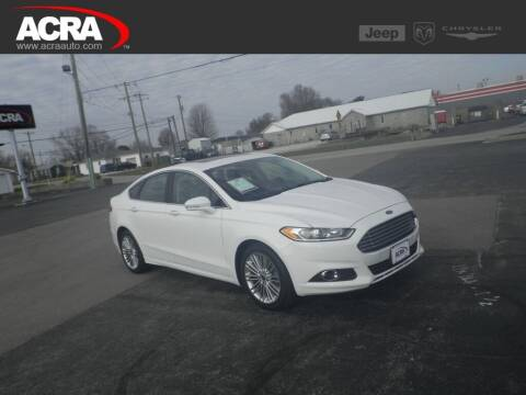 2014 Ford Fusion for sale at BuyRight Auto in Greensburg IN
