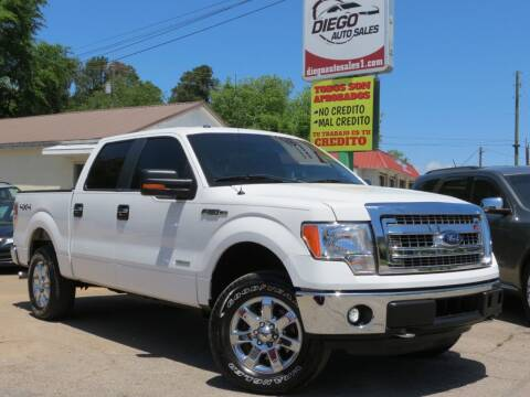 2014 Ford F-150 for sale at Diego Auto Sales #1 in Gainesville GA