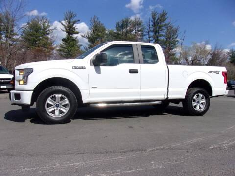 2015 Ford F-150 for sale at Mark's Discount Truck & Auto Sales in Londonderry NH