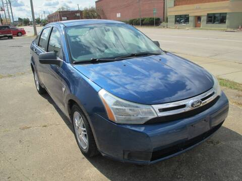 2008 Ford Focus for sale at 3A Auto Sales in Carbondale IL