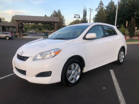2009 Toyota Matrix for sale at Rave Auto Sales in Corvallis OR