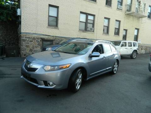 2012 Acura TSX Sport Wagon for sale at Daniel Auto Sales in Yonkers NY