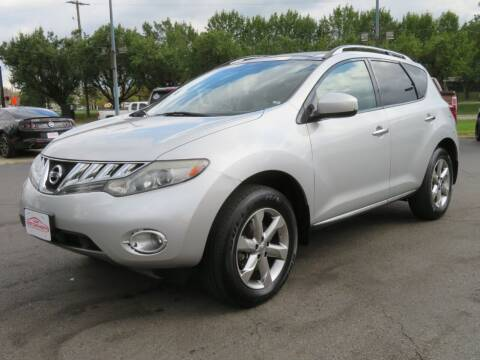 2010 Nissan Murano for sale at Low Cost Cars North in Whitehall OH