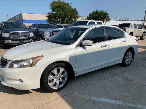 2008 Honda Accord for sale at SP Enterprise Autos in Garland TX