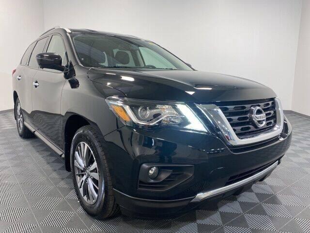 2019 Nissan Pathfinder for sale at Renn Kirby Kia in Gettysburg PA