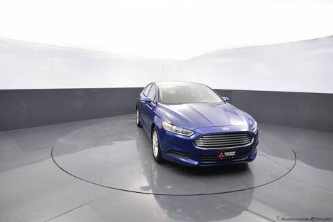 2014 Ford Fusion for sale at Winchester Mitsubishi in Winchester VA