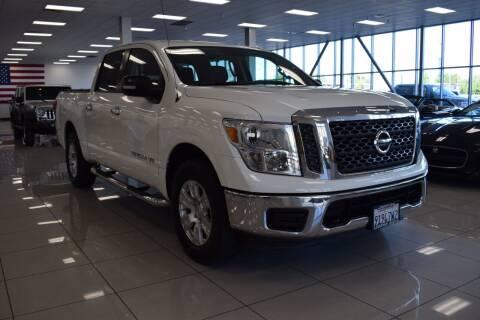 2018 Nissan Titan for sale at Legend Auto in Sacramento CA