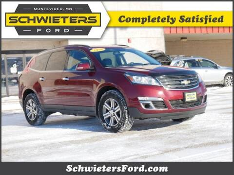 2016 Chevrolet Traverse for sale at Schwieters Ford of Montevideo in Montevideo MN