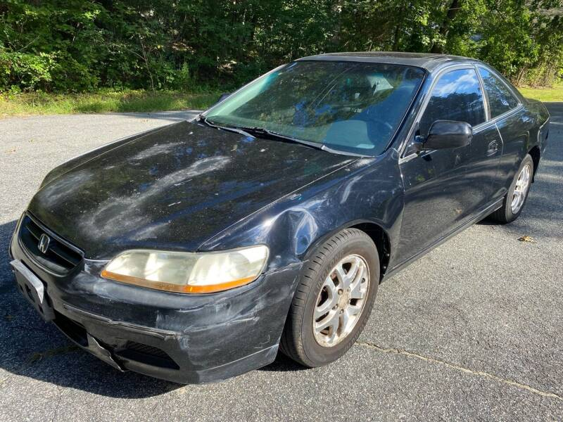 2002 Honda Accord for sale at Kostyas Auto Sales Inc in Swansea MA