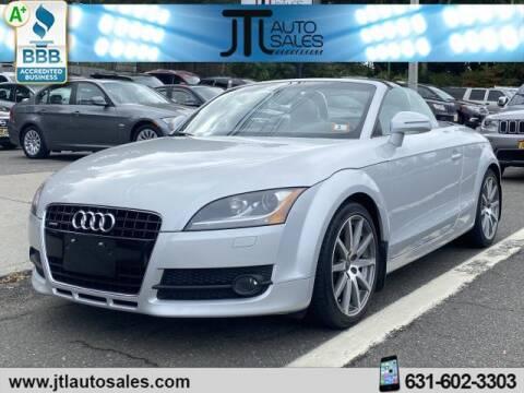 2008 Audi TT for sale at JTL Auto Inc in Selden NY
