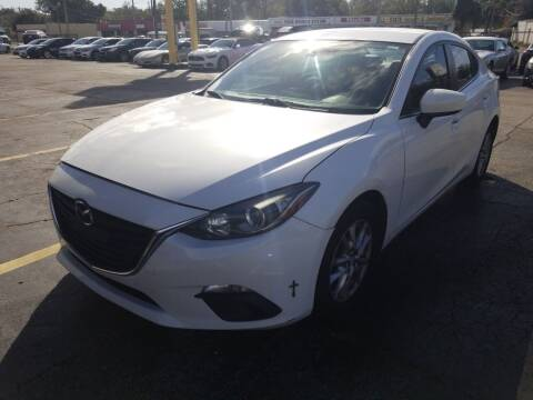 2016 Mazda MAZDA3 for sale at Castle Used Cars in Jacksonville FL