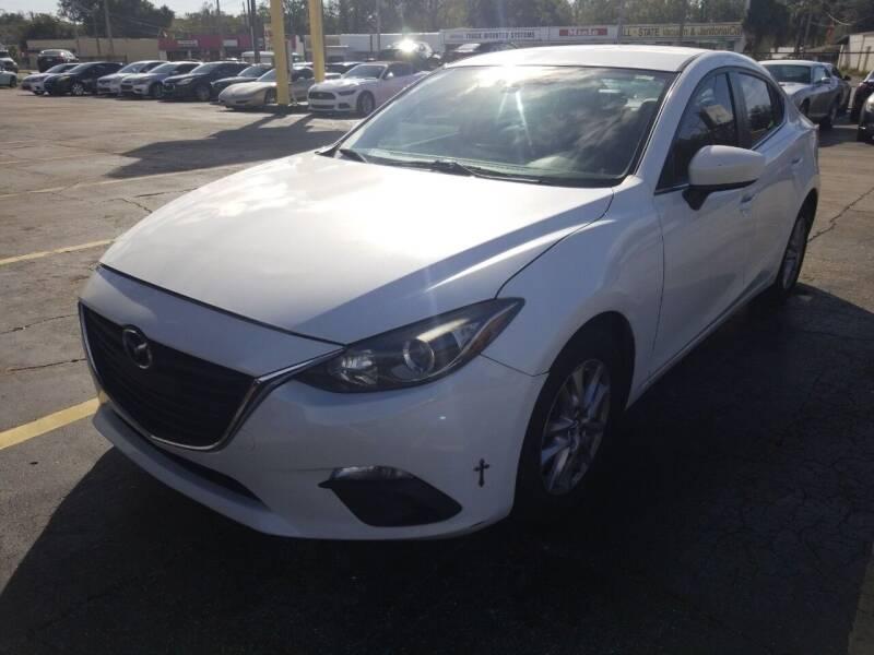 2016 Mazda MAZDA3 for sale at Castle Used Cars in Jacksonville FL