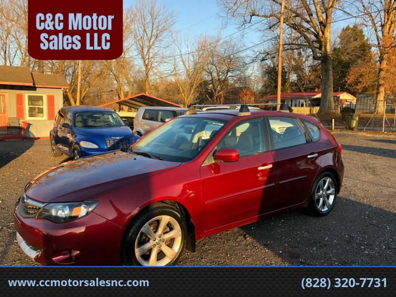 2011 Subaru Impreza for sale at C&C Motor Sales LLC in Hudson NC