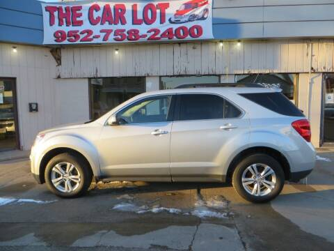 2010 Chevrolet Equinox for sale at The Car Lot in New Prague MN