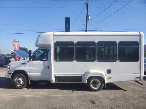 2013 Ford E-Series Chassis for sale at Progressive Auto Plex in San Antonio TX