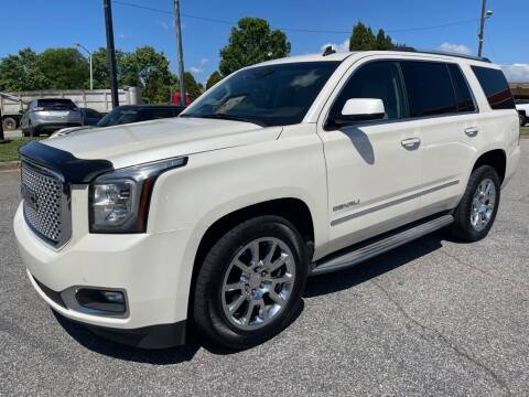 2015 GMC Yukon for sale at Modern Automotive in Boiling Springs SC