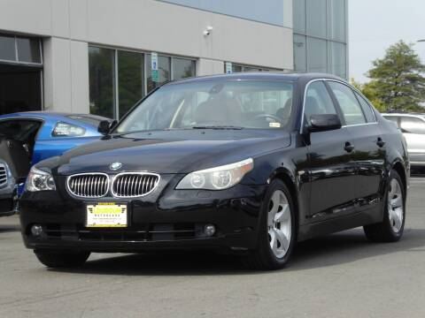 2007 BMW 5 Series for sale at Loudoun Motor Cars in Chantilly VA
