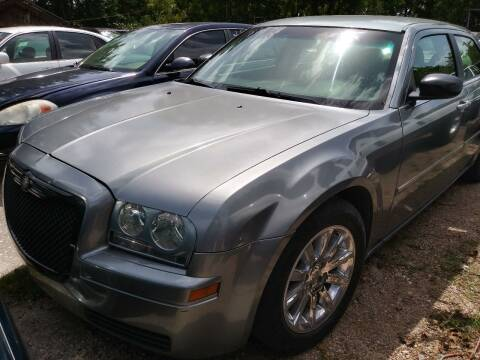 2007 Chrysler 300 for sale at Ody's Autos in Houston TX