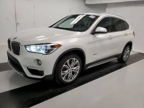 2017 BMW X1 for sale at JOE BULLARD USED CARS in Mobile AL