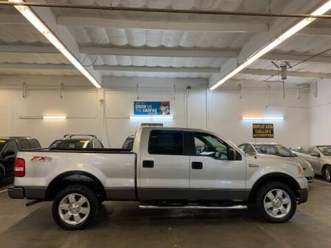 2006 Ford F-150 for sale at Cuellars Automotive in Sacramento CA