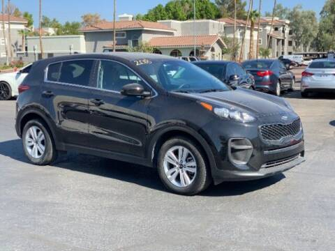 2019 Kia Sportage for sale at Brown & Brown Wholesale in Mesa AZ