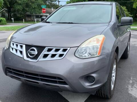 2011 Nissan Rogue for sale at Consumer Auto Credit in Tampa FL