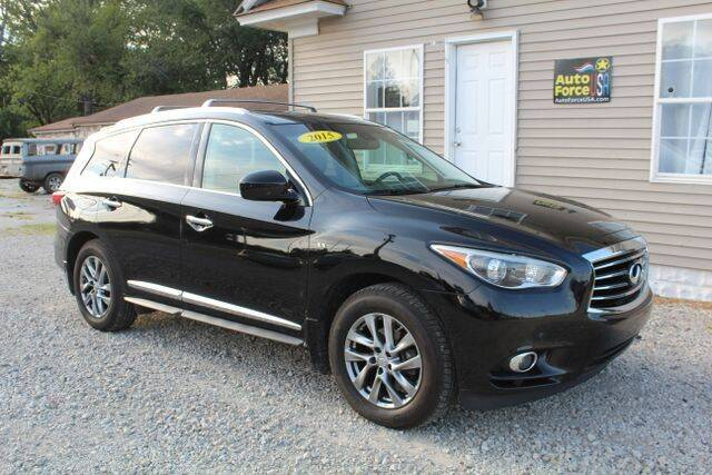 2015 Infiniti QX60 for sale at Auto Force USA in Elkhart IN