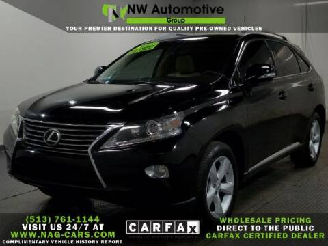 2015 Lexus RX 350 for sale at NW Automotive Group in Cincinnati OH