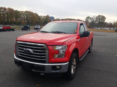2016 Ford F-150 for sale at BETTER BUYS AUTO INC in East Windsor CT