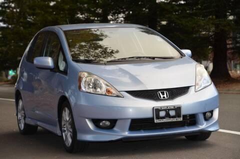 2009 Honda Fit for sale at Brand Motors llc in Belmont CA