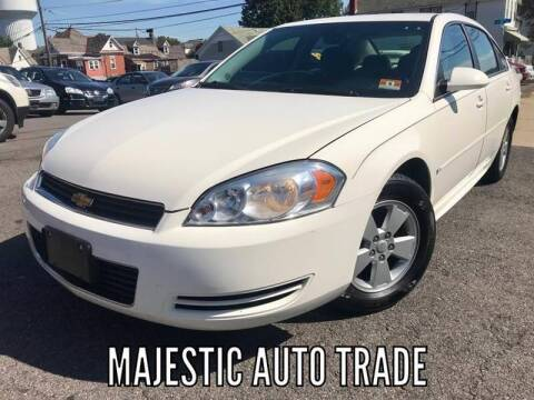 2009 Chevrolet Impala for sale at Majestic Auto Trade in Easton PA