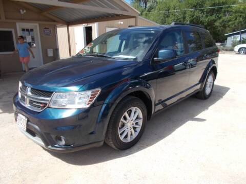 2013 Dodge Journey for sale at DISCOUNT AUTOS in Cibolo TX