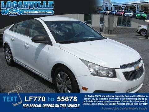 2012 Chevrolet Cruze for sale at Loganville Quick Lane and Tire Center in Loganville GA