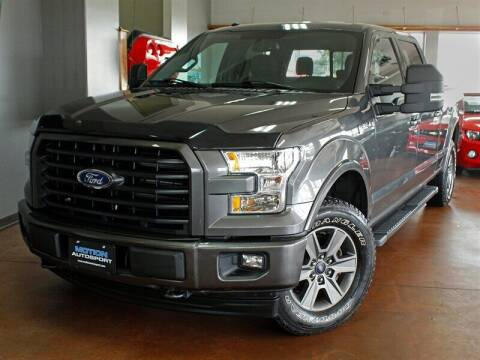 2017 Ford F-150 for sale at Motion Auto Sport in North Canton OH