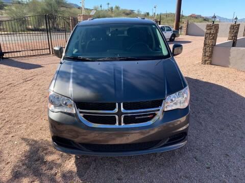 2016 Dodge Grand Caravan for sale at AZ Classic Rides in Scottsdale AZ
