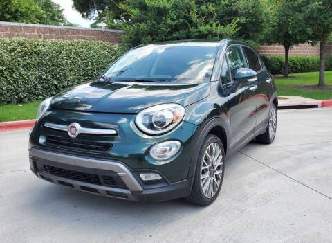 2016 FIAT 500X for sale at International Auto Sales in Garland TX