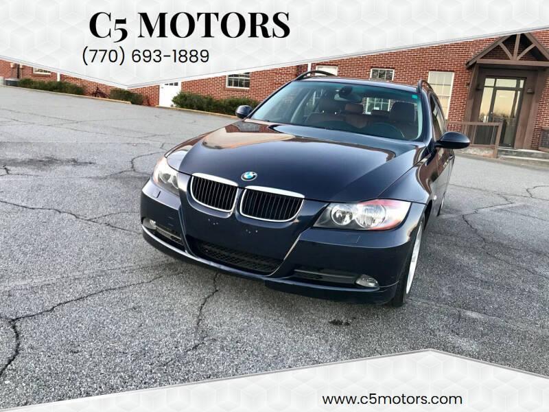 2007 BMW 3 Series for sale at C5 Motors in Marietta GA