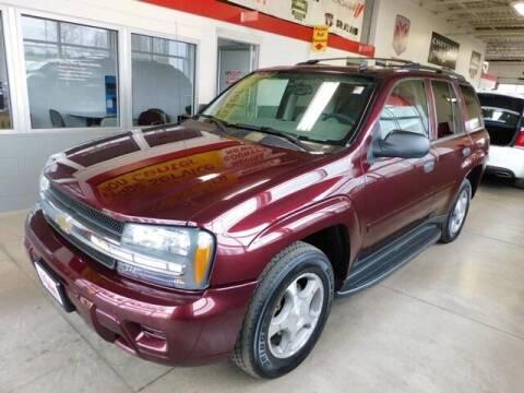 2007 Chevrolet TrailBlazer for sale at Cj king of car loans/JJ's Best Auto Sales in Troy MI