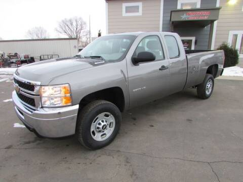 2013 Chevrolet Silverado 2500HD for sale at NorthStar Truck Sales in St Cloud MN