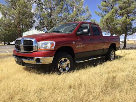 2006 Dodge Ram Pickup 2500 for sale at SPEND-LESS AUTO in Kingman AZ