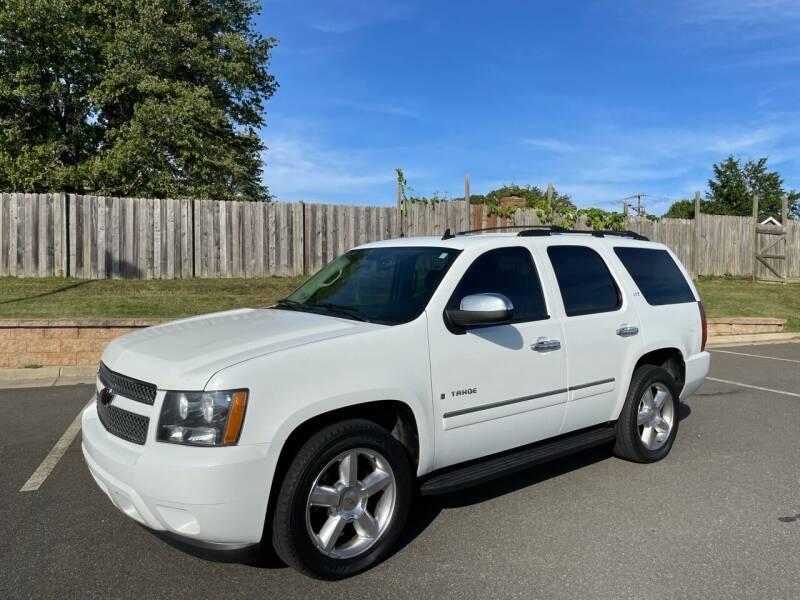2009 Chevrolet Tahoe for sale at Superior Wholesalers Inc. in Fredericksburg VA