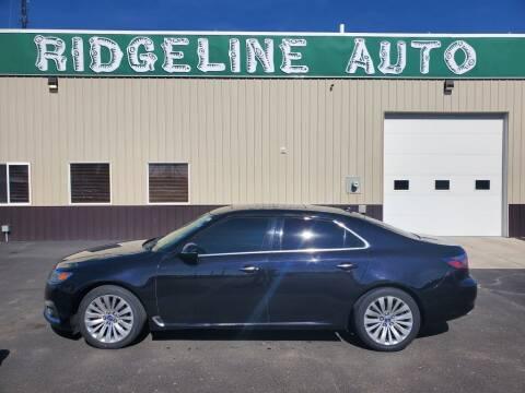 2011 Saab 9-5 for sale at RIDGELINE AUTO in Chubbuck ID