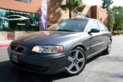 2006 Volvo S60 R for sale at CK Motors in Murrieta CA