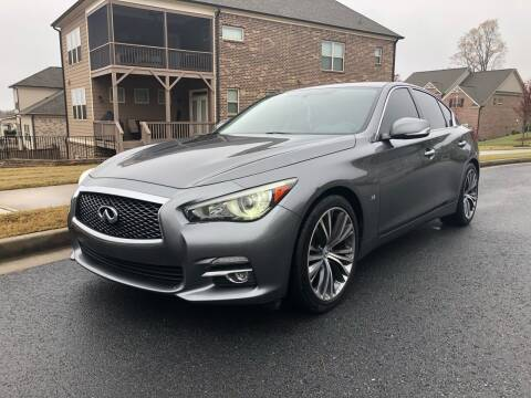 2015 Infiniti Q50 for sale at Global Imports Auto Sales in Buford GA
