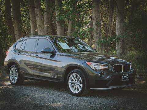 2015 BMW X1 for sale at Northwest Premier Auto Sales in West Richland And Kennewick WA